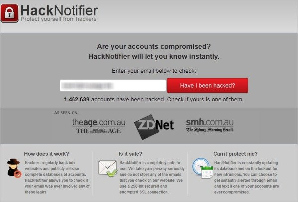 Hacknotifier image