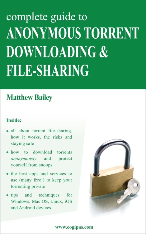 Book on How to Torrent image