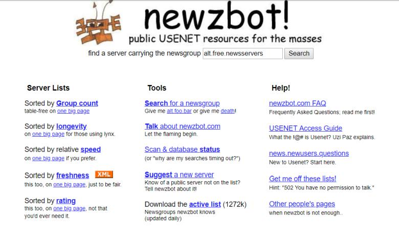 newzbot alternatives image