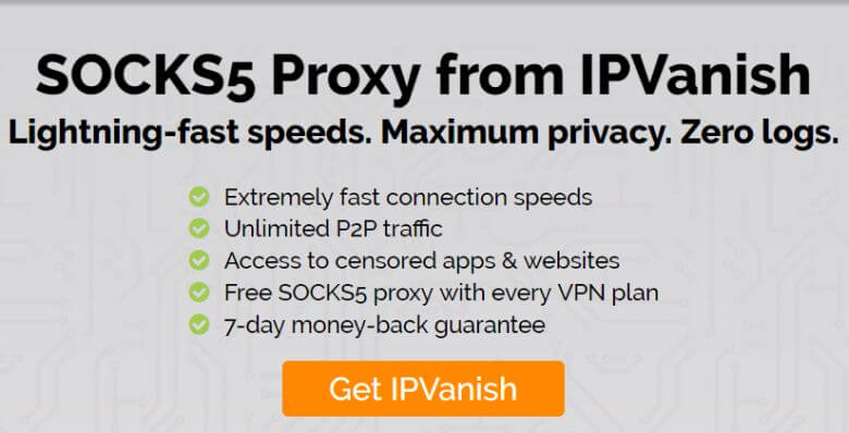 free torrent proxy ipvanish socks5 image