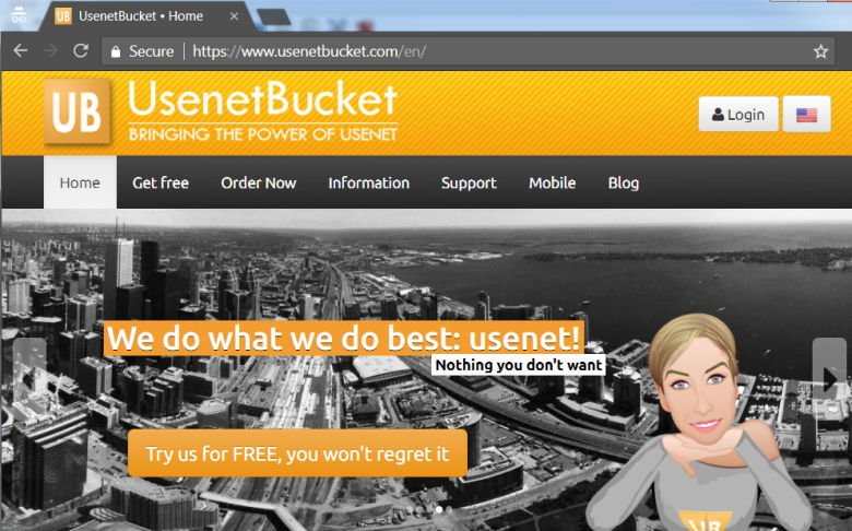UsenetBucket review