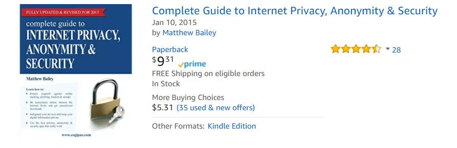 matthew bailey amazon paperback image