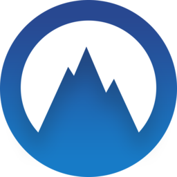 Logo for NordVPN.