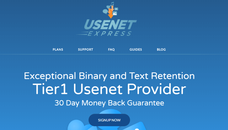 UsenetExpress review image