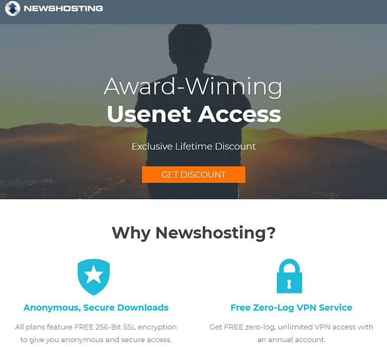 newshosting is the best usenet vpn bundle plan