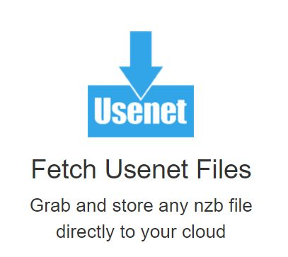 cloud usenet image