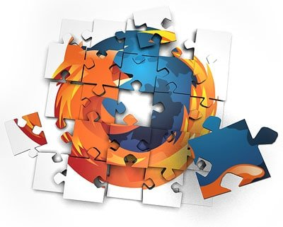 Firefox extensions (add-ons) clipart
