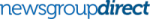 NewsgroupDirect logo