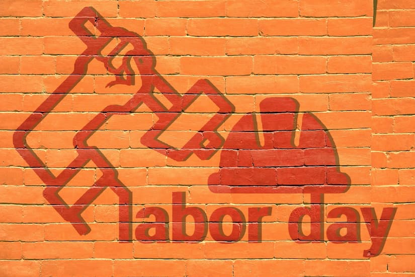 Kuva Labor Day Graffiti