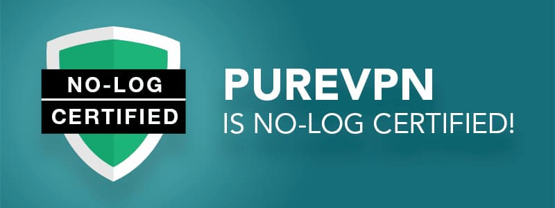 Skærmbillede fra PureVPN-webstedet