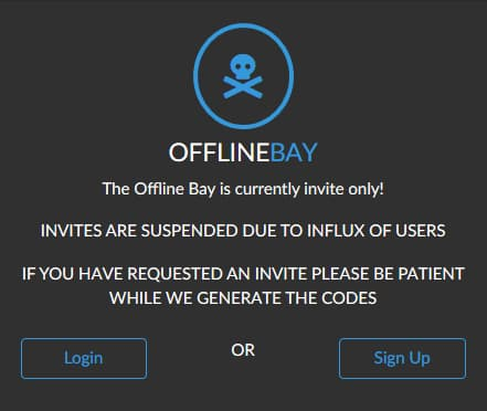 Offline Bay screenshot