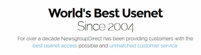 NewsgroupDirect Review Founded in 2004