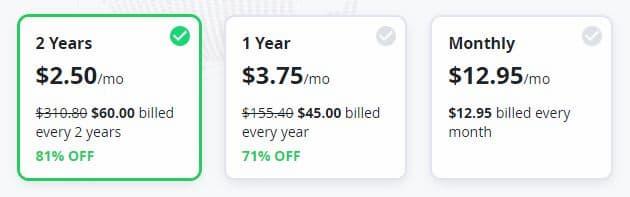 Fiyatlandırma