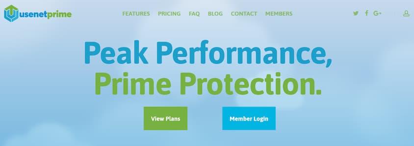 UsenetPrime Usenet Homepage