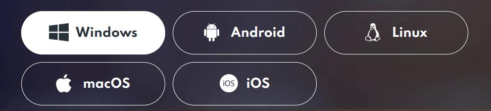 PrivadoVPN torrenting apps